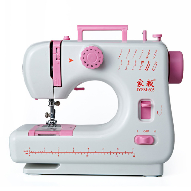 Free Shipping Household Multi Function Sewing Machine To Eat Thick Extraordinary Free Sewing Machines