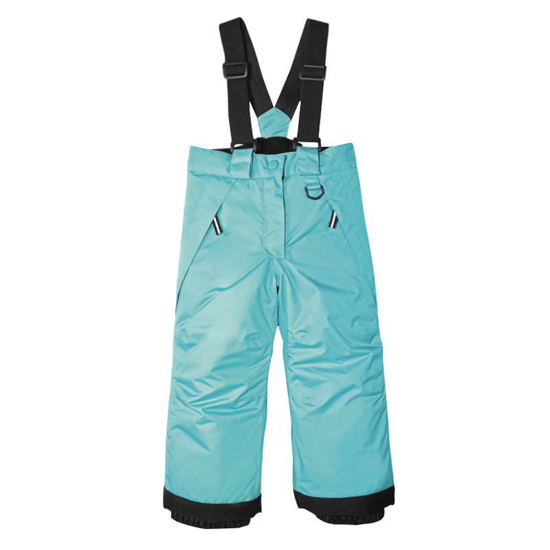22e1b0ac3 2018 New Baby Toddler Kids Ski Pants Warm Snowboard Trousers Waterproof  Girls Boys Overalls Winter Children Pants 2 6 Years-in Overalls from Mother  & Kids ...