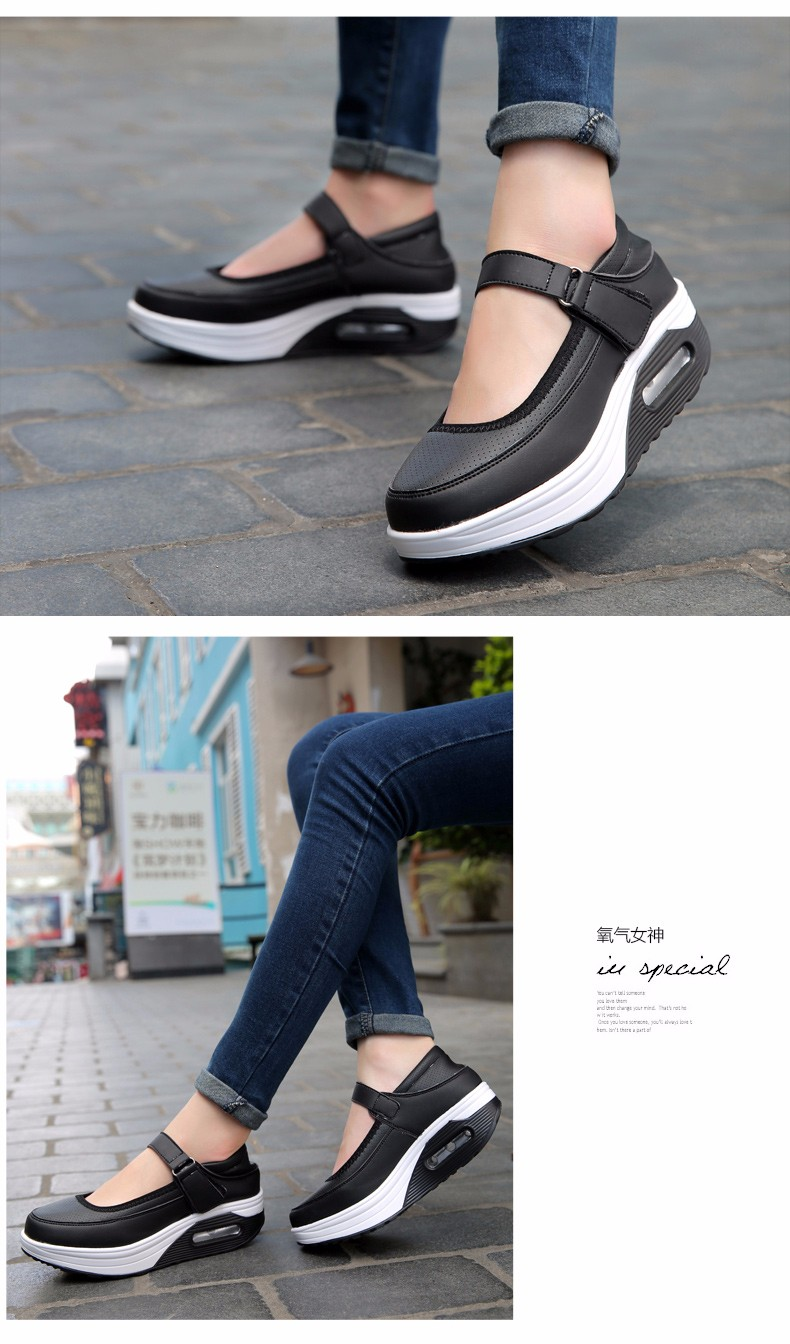 Mary Janes Style Women Casual Shoes Fashion Low Top Platform Shoes zapatillas deportivas mujer Breathable Women Trainers YD129 (23)
