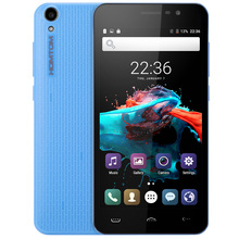 """Original Homtom HT16 Android 6.0 5.0"""" HD 3G Mobile Phone MTK6580 Quad Core 1.3GHz 1GB RAM 8GB ROM Wakeup Gesture GPS Smartphone"""