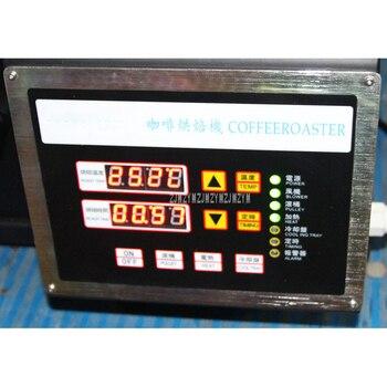 1KG Capacity Electric Coffee Roasting Machine Commercial Professional Coffee Bean Roaster Roasting Machine 220V/110V WB-A01 2
