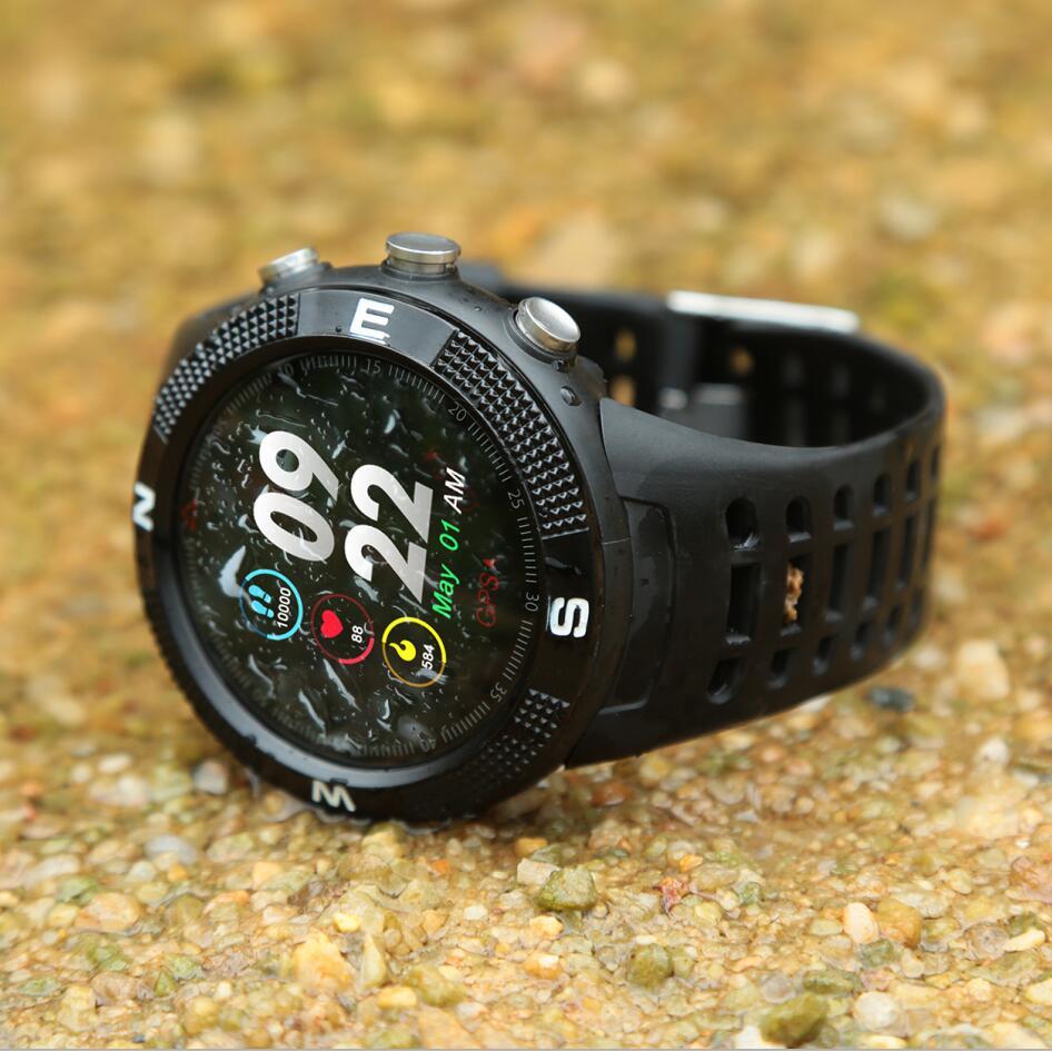 Timethinker GPS Smart Watch Relogio Bluetooth Smartwatch Reloj Men Sports Watch Hear Rate Monitor Fitness Tracker Pedometer f18 g6 tactical smartwatch