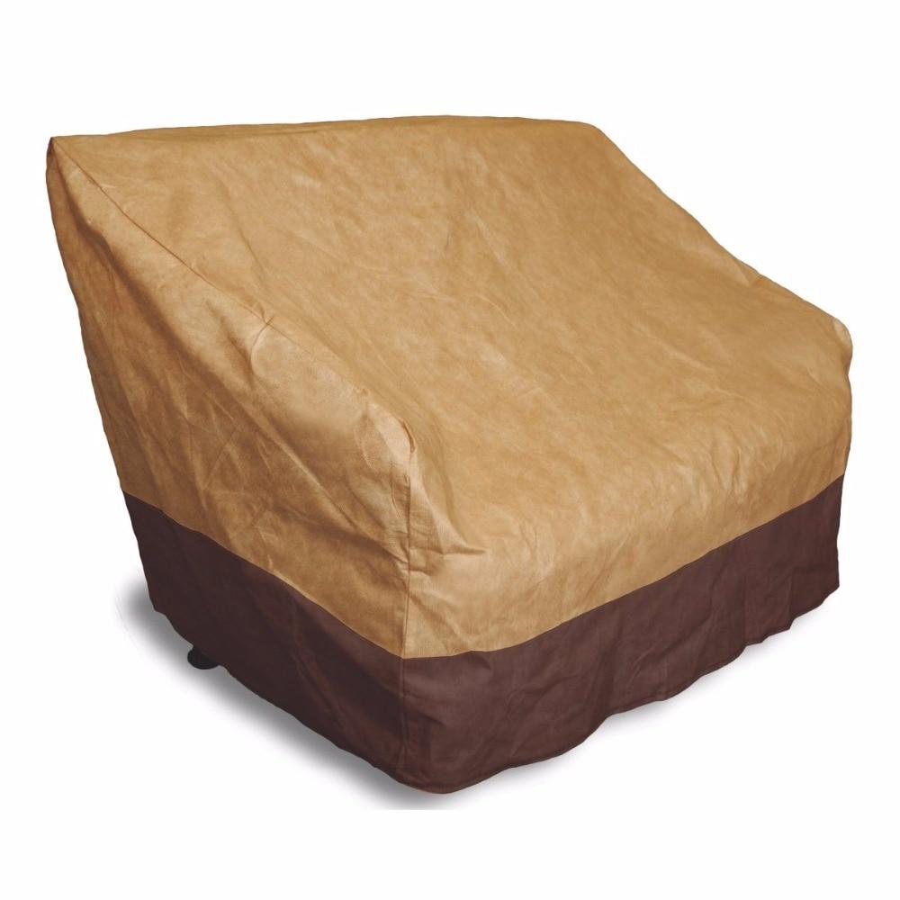 waterproof allseasons outdoor loveseat wicker chairs cover furniture protection hw51765