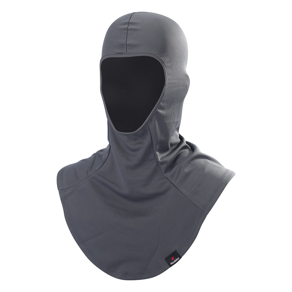 Image 2 - HEROBIKER Motorcycle Face Mask Balaclava Motorcycle Neck Scarf Summer Breathable Moto Mask Hat Hood Cycling Bike Ski Mask-in Motorcycle Face Mask from Automobiles & Motorcycles