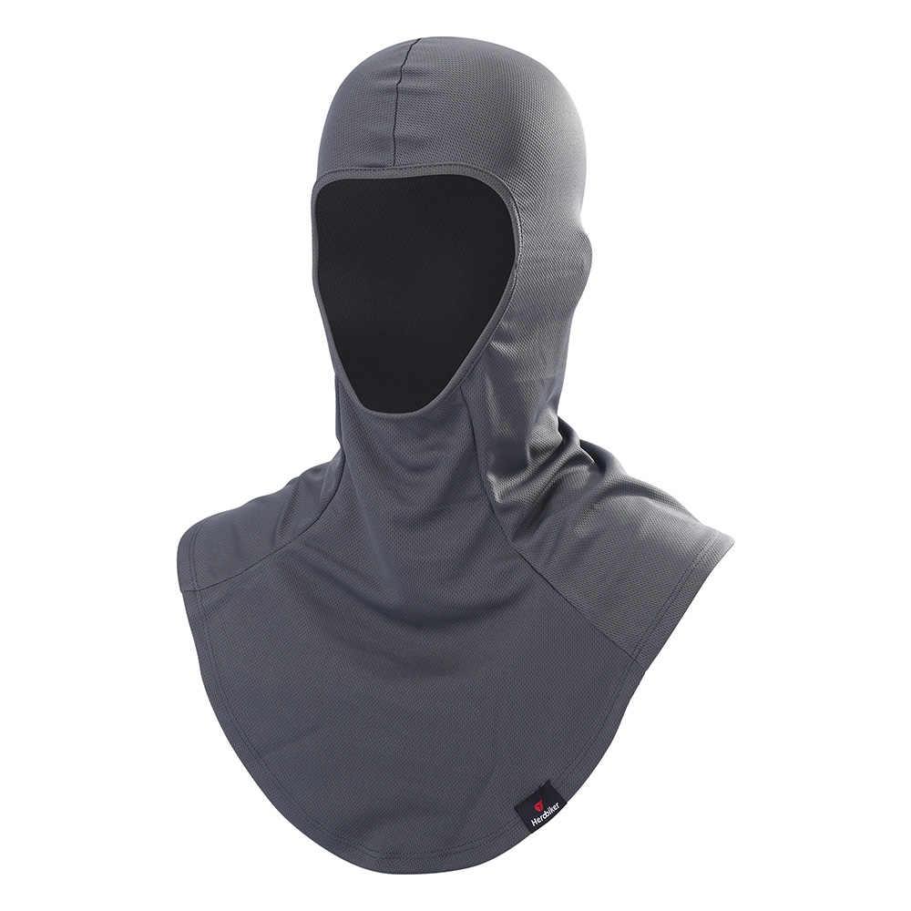 HEROBIKER мотоциклетная маска для лица Балаклава мотоциклетный шарф для шеи летняя дышащая мотоциклетная маска с капюшоном велосипедная Лыжная маска