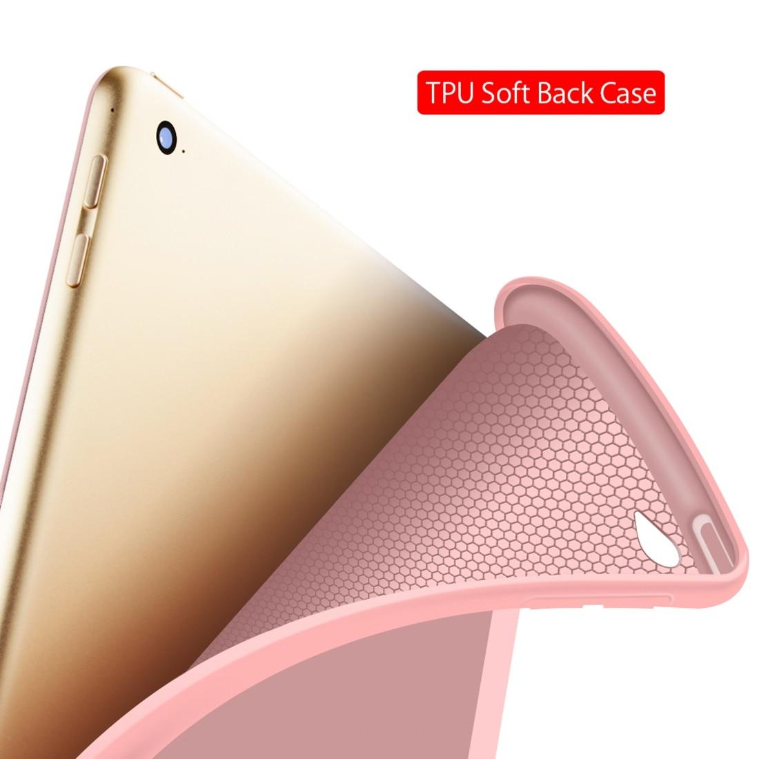 Für iPad Air 2 Air 1 Hülle 2018 9.7 Funda Silicone Soft Back 2017 - Tablet-Zubehör - Foto 5