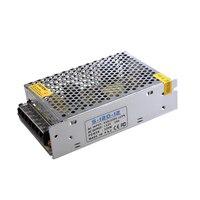 Alta qualidade 12v 10a 120w switching driver de alimentação para led strip light display