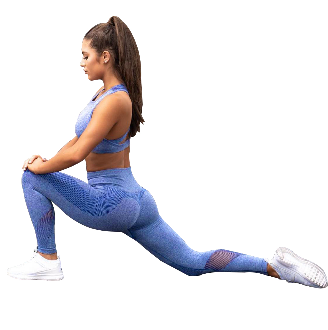 Sports Wear for Women Gym Crop Top Pants 2 Pieces Yoga Sets Sexy Seamless Leggings Suits Fitness Running Gym Active ClothesSports Wear for Women Gym Crop Top Pants 2 Pieces Yoga Sets Sexy Seamless Leggings Suits Fitness Running Gym Active Clothes
