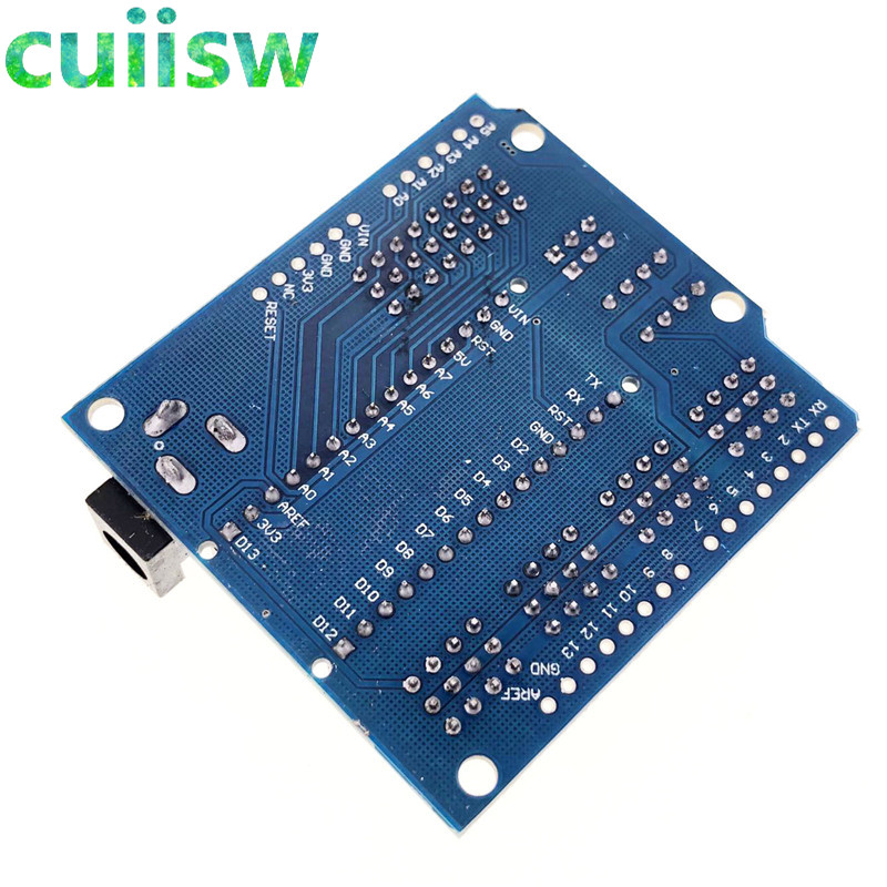 Image 5 - NANO V3.0 Adapter Prototype Shield and UNO multi purpose expansion board FOR arduino-in Integrated Circuits from Electronic Components & Supplies
