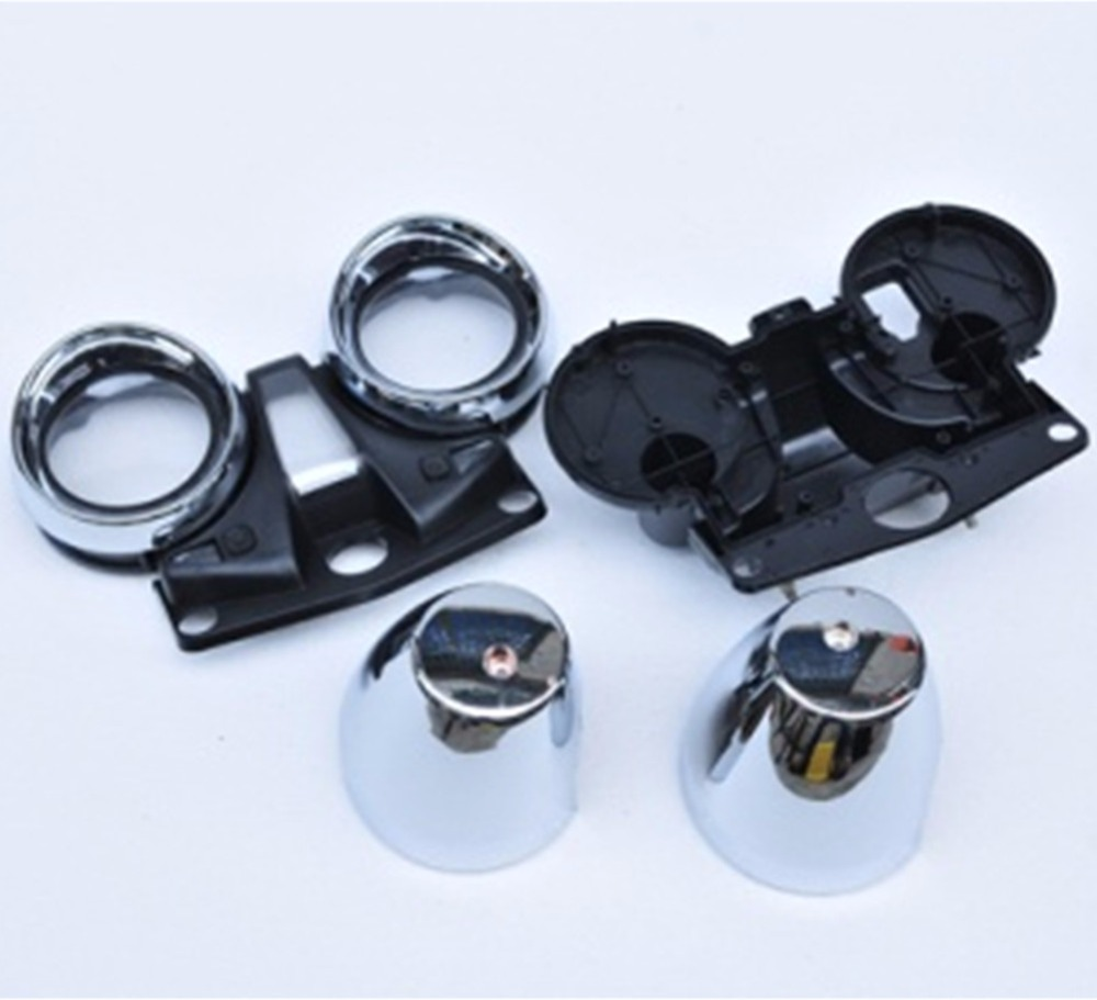 For Honda CB1300 1998 2002 Motorcycle Tachometer Instrument Case Cover Speedometer Odometer Gauges Housing CB 1300