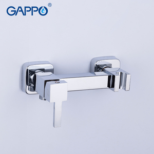 Image 4 - GAPPO Bidets toilet faucet muslim shower toilet sprayer bidet tap mixer toilet shower bidet hand chrome water save sauna mixer