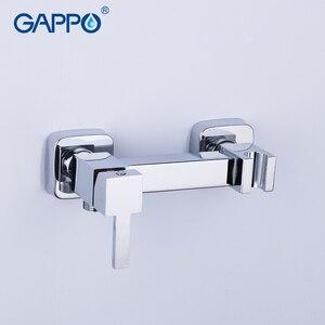 Image 4 - GAPPO bide tuvalet musluk müslüman duş tuvalet püskürtücü bide musluk bataryası tuvalet duş bide el krom su tasarrufu sauna karıştırıcı