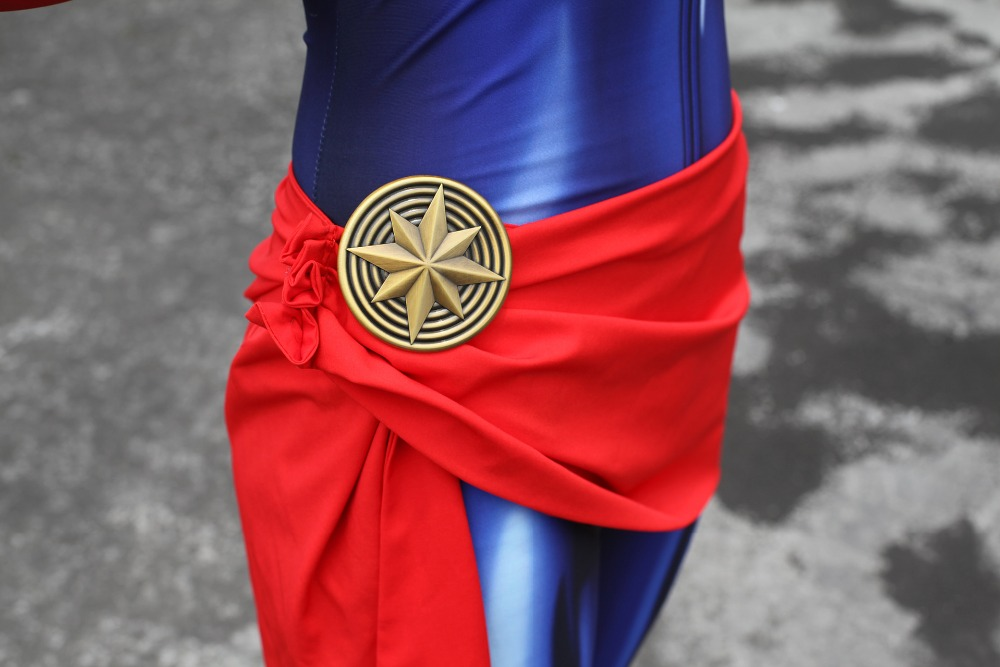 2019 Revenge Alliance 3 Egg Surprise Captain cosplay Siamese Tights Avengers Civil War Adult Men and Women Compressed Apparel
