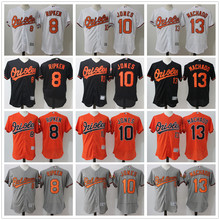 1c8d2835f MLB Men s Baltimore Orioles 10 Adam Jones Manny Machado Cal Ripken Chris  Davis 8 10 13 jerseys TNTR4545V