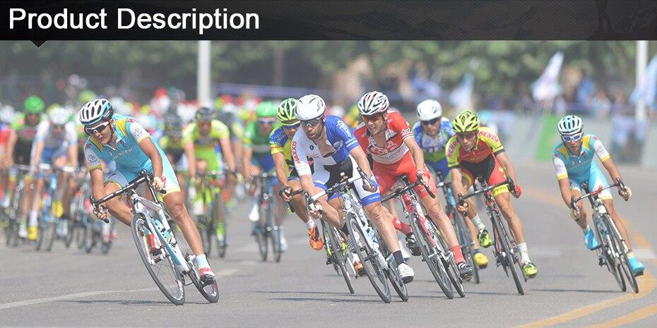 RXL SL Caron Fiber Road Bike Handlebar 400420440mm Carbon Road Bicycle Handlebars UD Gloss Integrated Bicycle Handlebar (7)