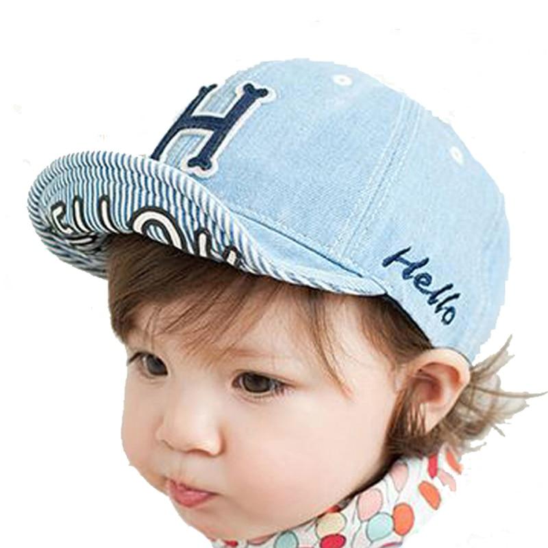9c00ffc5 baby baseball caps wholesale infant nike summer boys girls spring hats child  soft brim cotton letter . infant baseball ...
