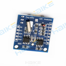 10 PCS I2C RTC DS1307 AT24C32 Real Time Clock Module for Arduino 51 AVR ARM PIC for Arduino UNO