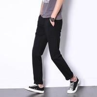 Designer Grey Blauw Zwart Jeans Mannen Casual Broek Hot Koop Mid Streep Regular Fit Merk Kleding mannen Jeans Broek BY902