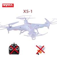 الأصلي syma x5 X5-1 2.4 جرام 4ch 6 محور الدوران rc quadcopter 360 درجة انقلاب-bnf النسخة مع التجزئة التغليف