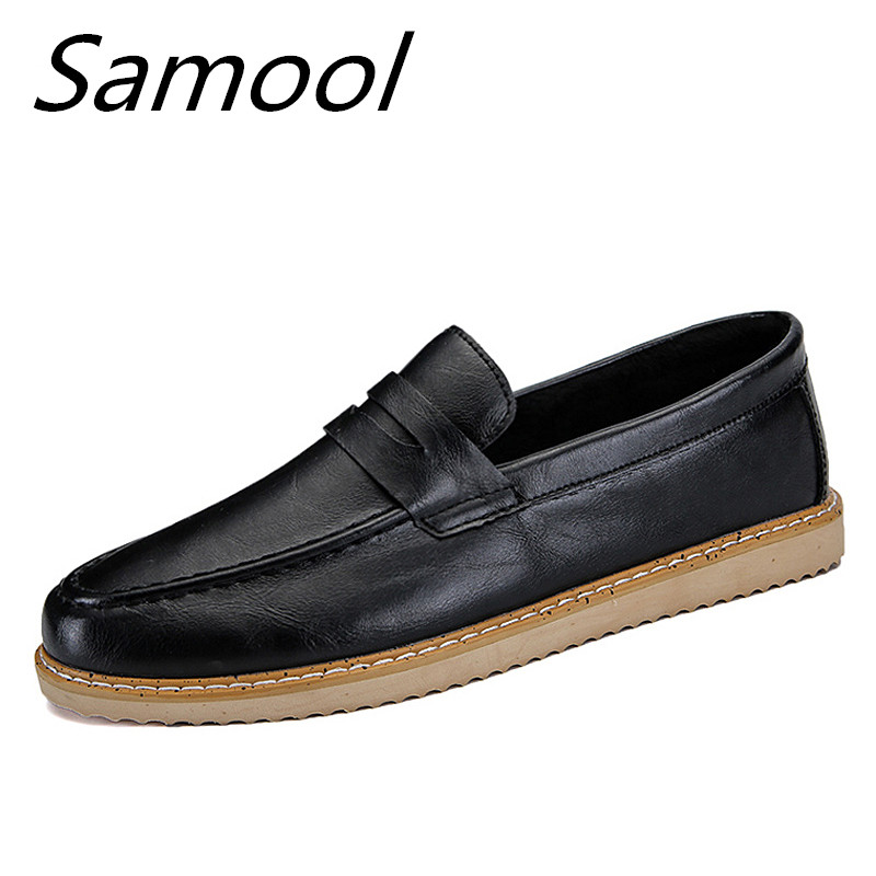 Men's Lofers Shoes Comfortable Luxury Brand Outdoor casual Genuine Leather Driving Shoes Zapatillas Wedding Party Shoes men xxz5