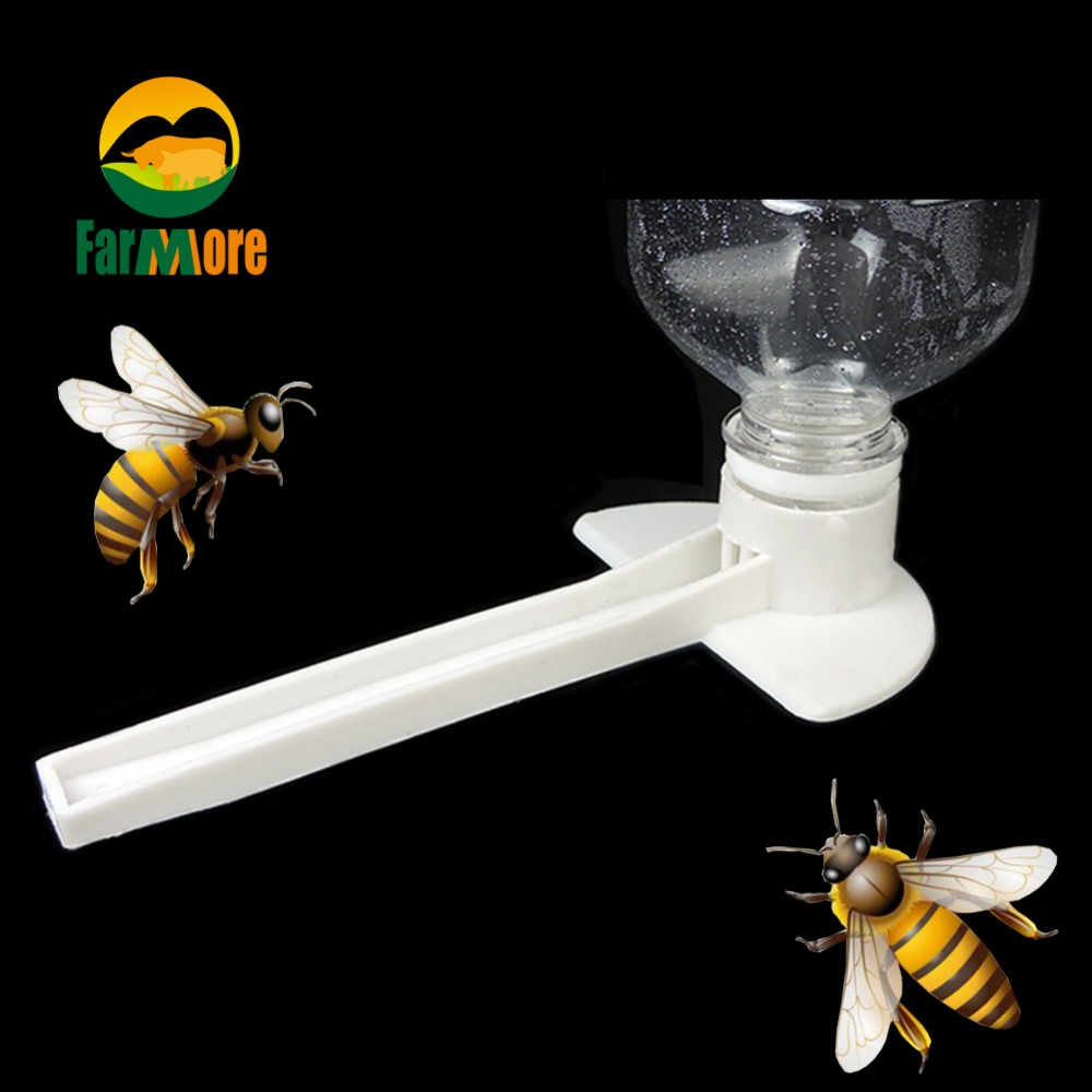 10pcs Multi-function Bees Feed Water Feed Keeping Honey Entrance Feeder Beehive Beekeeper Tool