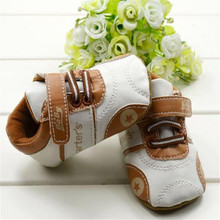 S199 New Boys like shoes Cute cotton Baby Soft color white shoes Bottom toddler foot wear