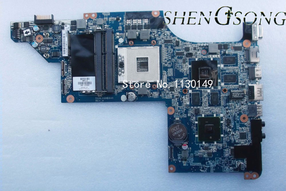 Free Shipping 605321-001 for HP dv7-4000 DV7T motherboard DA0LX6MB6I0, tested 100% working DA0LX6MB6F2 DA0LX6MB6F0 DA0LX6MB6H1 free shipping 370 6072 03 540 6706 01 server fan for sun netra440 n440 tested working