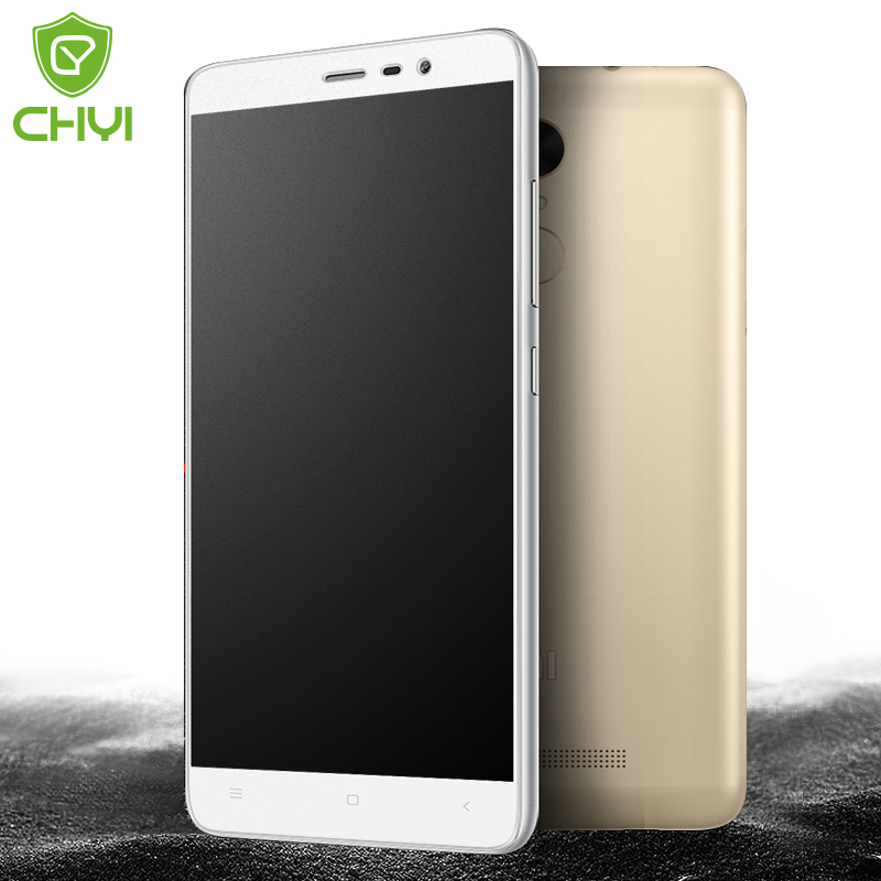 CHYI Frosted Tempered Glass For XiaoMi RedMi Note 3 pro SPECIAL EDITION Screen Protector 9H Matte Toughened film No Fingerprint