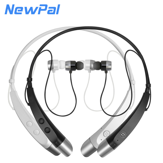 Sport Headphone Bluetooth Bass Stereo Earbuds Wireless Headset Earphone For All Mobile Phone IPhone Sumsang Xiaomi