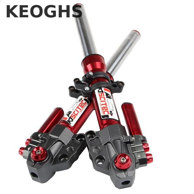 Cheap Sale Keoghs Motorcycle Front Shock Absorbers
