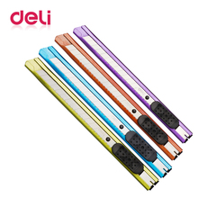 Deli 1pcs Small Utility Knife Metal Mini Letter Opener School Art Stationery Paper Cutter No.2066  High Quality