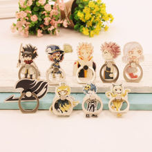 Fairy Tail Acrylic Phone Holder Phone Stand Universal 360 Degree Ring