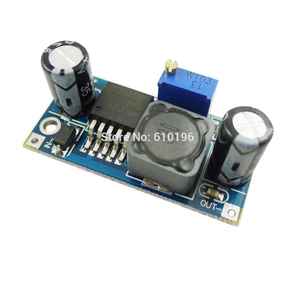 Adjustable Regulated Voltage Supply Circuit Diagram Powersupply