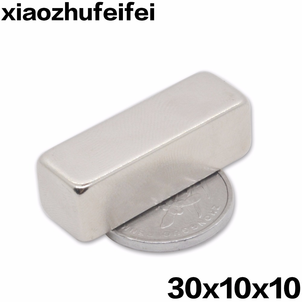 2 x Neodymium Magnets Super Strong 20x15 mm N35 NEW