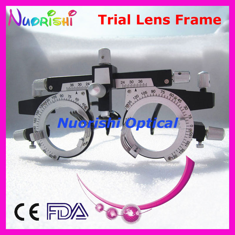 XD01 Profressional Universal Optical Optometry Multifunction Trial Lens Frame Lowest Shipping Cost