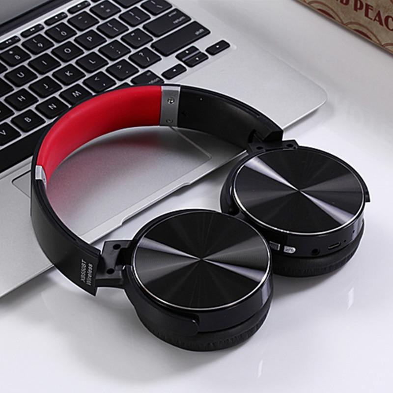 Noise canceling wireless headphone bluetooth 4 1 headphones wireless  headphones bluetooth over ear headset sports mp3 tf sd card
