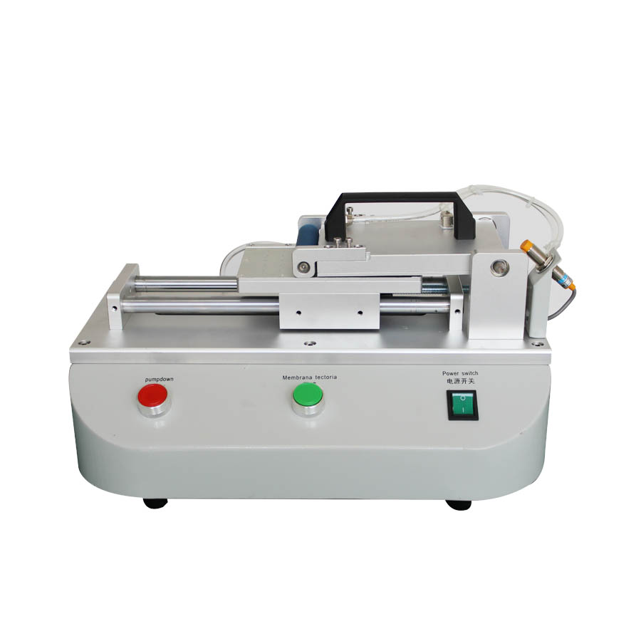 Universal AUTO OCA Film Laminating Machine Polarizing Film Protective Film Laminater 2PCS/LOT  цены