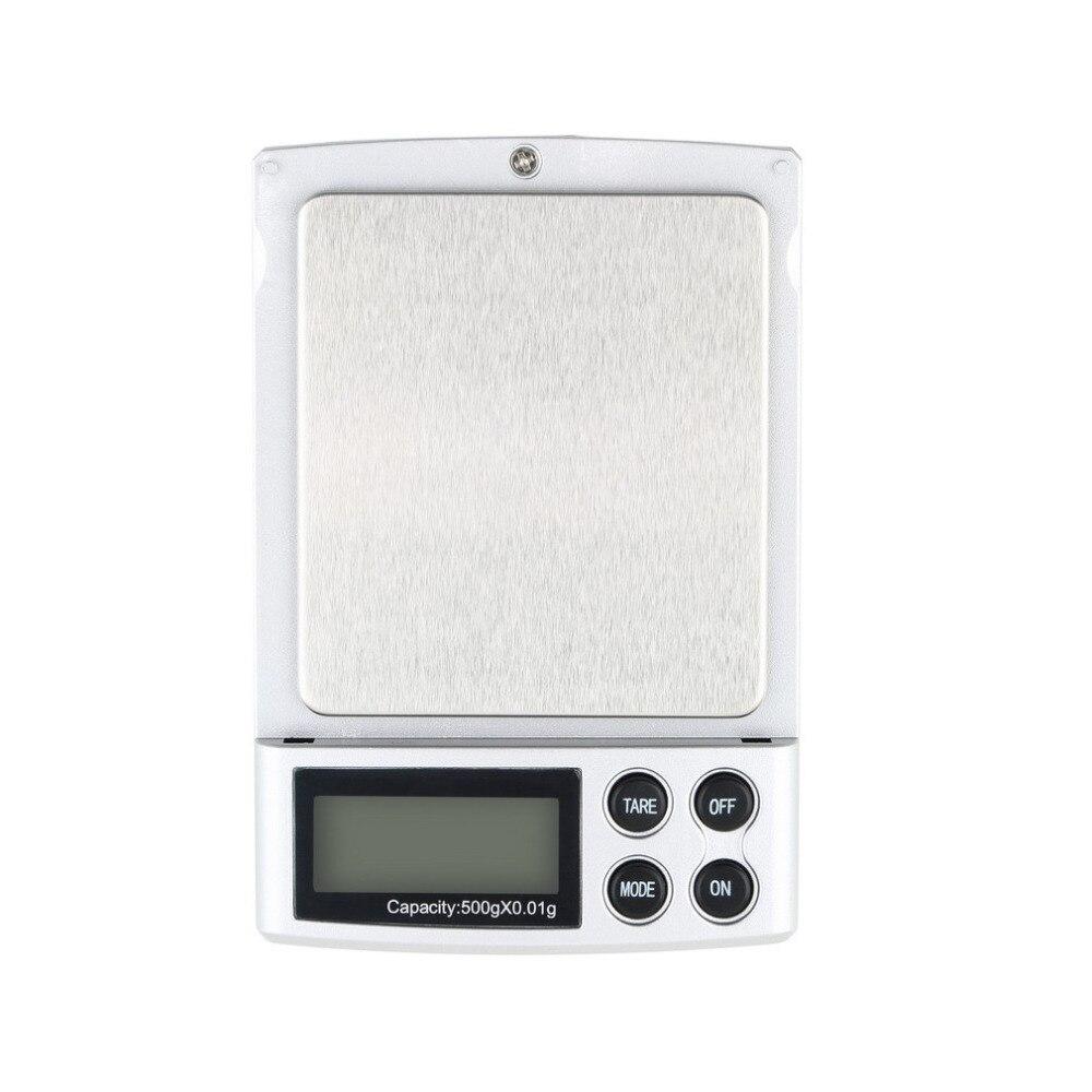 Forró eladó automatikus kikapcsolás 500g x 0,01 g digitális - Mérőműszerek - Fénykép 3