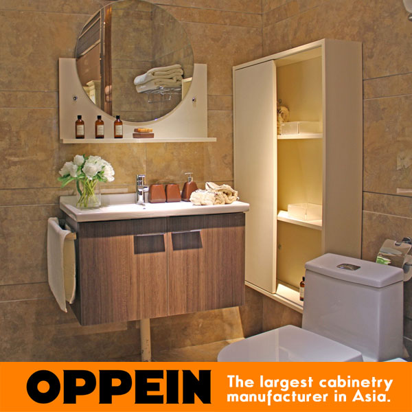 2016 modern design Modern Circular Mirror Slim Wooden Bathroom Vanity  Cabinets OP15 063A. Popular Vanity Cabinet Design Buy Cheap Vanity Cabinet Design lots