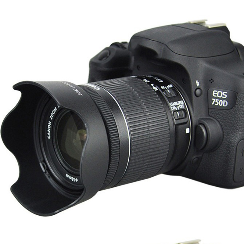 Nw Direct Microfiber Cleaning Cloth. Canon EOS 80D Lens Cap Center Pinch + Lens Cap Holder 58mm