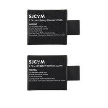 New 2pcs 900mAh SJCAM sj4000 eken H9 H3 H8 W9 G3 GIT-LB101 GIT BATTERY sj5000 sj6000 sj7000 SJ8000 SJ9000 battery Accessories