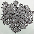 Free shipping ! 4 mm plating silver 4000pcs / lot interval bead, for chunky beads necklace jewelry making