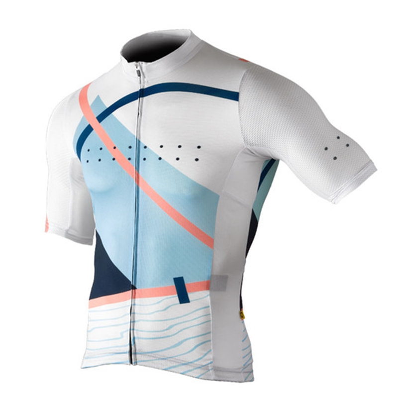 Pedla cycling Jersey 2018  Summer breathable men's cycling sportswear New short sleeve Jersey road bike and MTB riding clothing