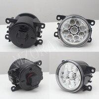 6000K CCC 12V Car Styling DRL Fog Lamps Lighting LED Lights 9W 1 SET For OPEL
