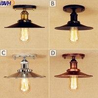 IWHD Retro Vintage LED deckenleuchten Leuchten Hause Beleuchtung Loft Industrielle Deckenleuchte Plafonnier Edison Lamparas-in Deckenleuchten aus Licht & Beleuchtung bei