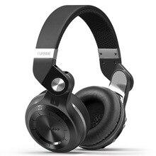 Bluedio T2plus (Break de chasse) Bluetooth stéréo casque sans fil casque Bluetooth 4.1 casque sur L'oreille casque