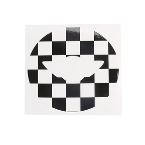 Image 4 - Adhesivos de decoración para el centro del volante Union Jack para BMW MINI Cooper JCW F55 F56 accesorios de estilo de coche Interior