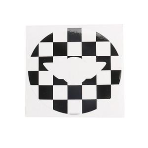 Image 4 - Union Jack Direção Centro Roda Etiqueta Decalques Decoração para BMW MINI Cooper JCW F55 F56 Interior Car Styling Acessórios