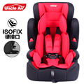 Child Safety Chair for Car, Children Safety Car Seat, ISOFIX, ECE & CCC Certificated, 9 Months ~ 12 Years Old