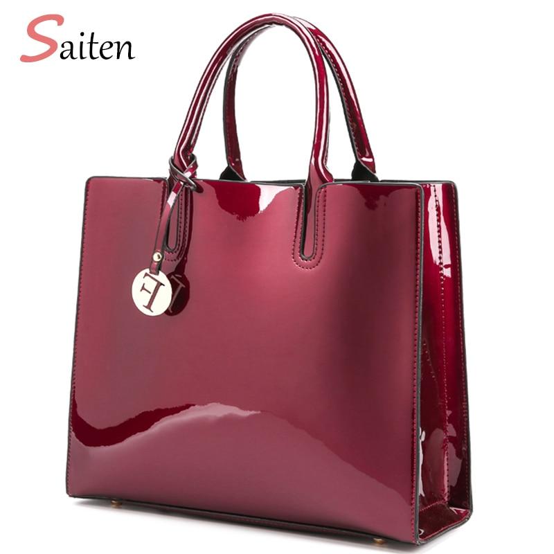New 2018 Fashion PU Leather Women Messenger Bags Women Casual Tote Bag Ladies Handbags Luxury Brand Women Crossbody Bag Bolsas
